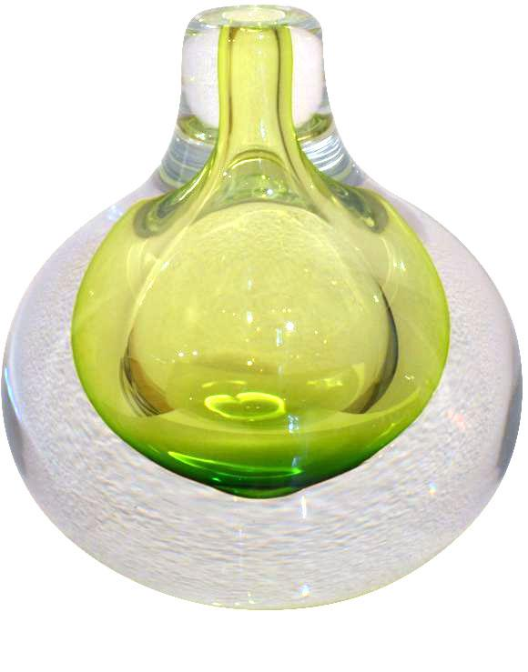 Groene fles - Angela Teunissen