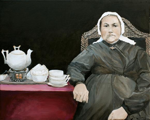 Mutsenwasser - Janny van Steeg