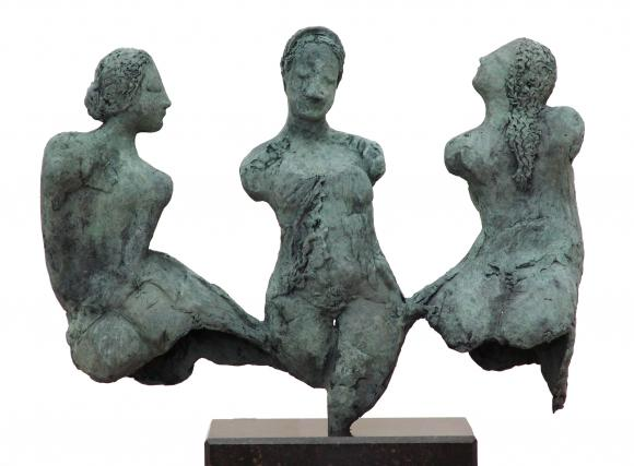 Three graces - Marion Visione