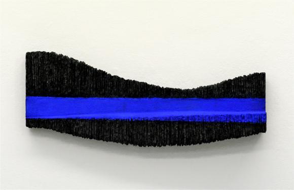 Blauwe leegte - Michiel Jansen