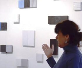 Vormen en Lijnen in de galerie
